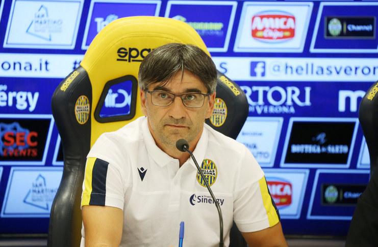 Ivan Juric - Verona - AC Milan - Spaziocalcio
