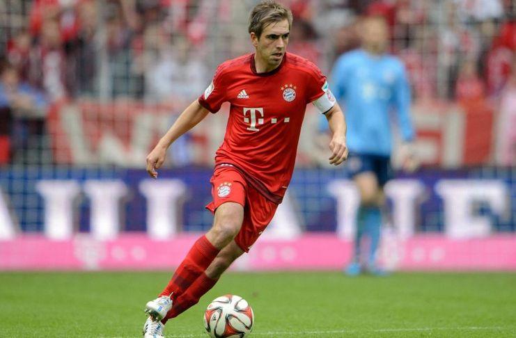 Jonjoe Kenny - Philipp Lahm - Schalke - Eurosport