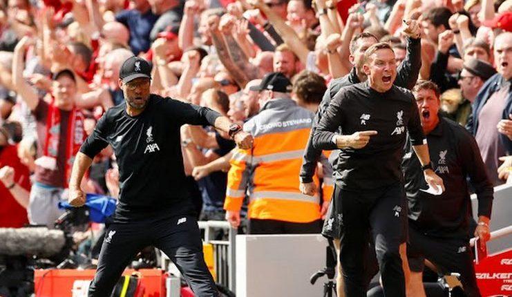 Juergen Klopp vs Newcastle United - Football5star
