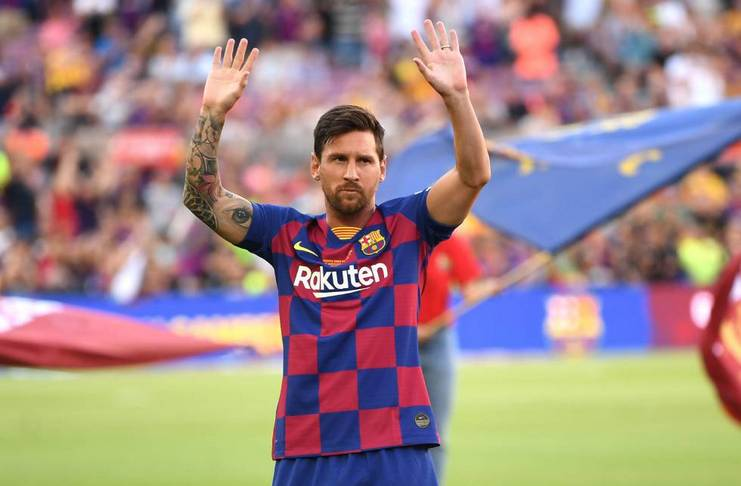 Lionel Messi membuat pernyataan yang mengisyaratkan kemungkinan hengkang dari Barcelona.