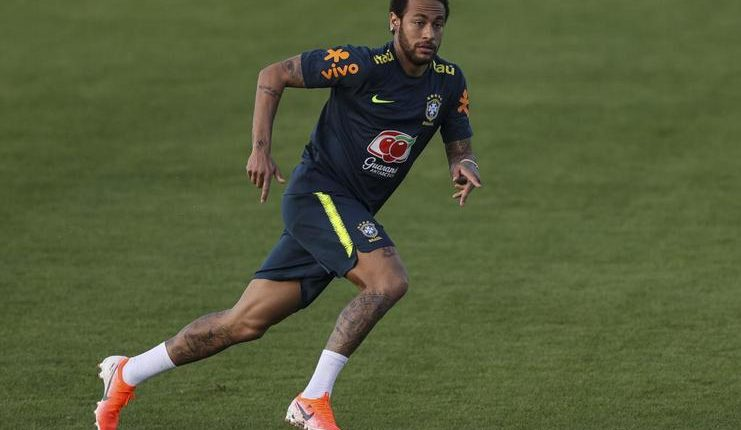 Neymar - Barcelona - Brasil - Football5star