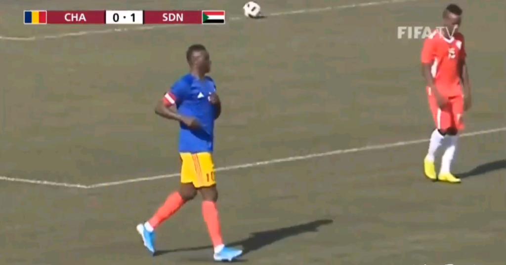 Cetak Gol, Ezechiel Gagal Menangkan Chad di Kualifikasi Piala Afrika 2021