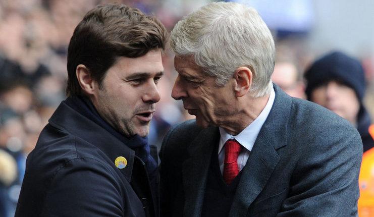 """Arsene Wenger memahami tekanan berat yang dihadapi Mauricio Pochettino di Tottenham Hotspur saat ini. """"Class ="""" wp-image-255318"""
