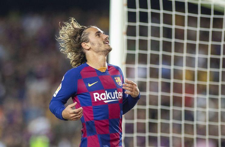 Clement Lenglet - Barcelona - Antoine Griezmann - Barca Blaugranes