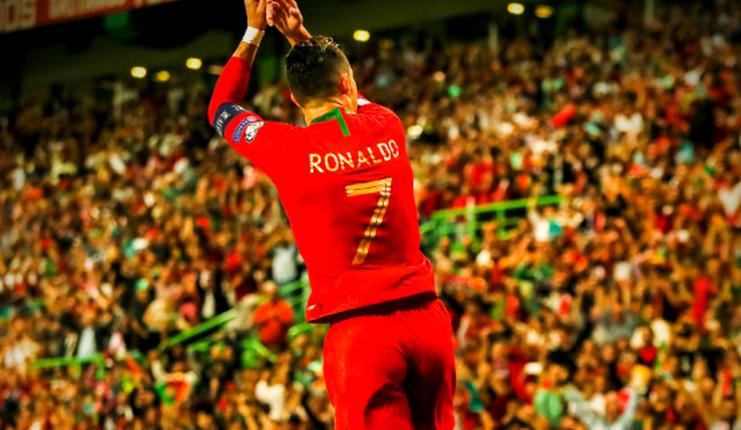 Cristiano Ronaldo - Ali Daei - Portugal - Football5star - -