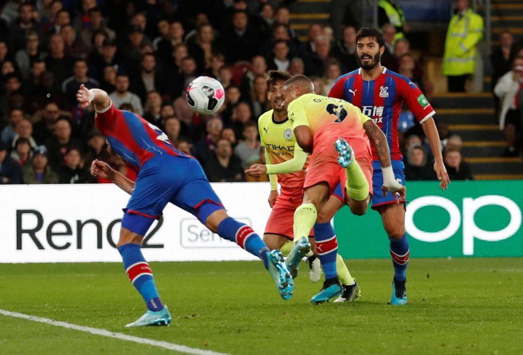 Crystal Palace vs Manchester City - Premier League - @PremierLeague