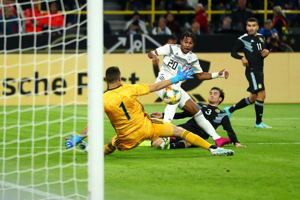 Hasil Jerman vs Argentina: Dramatis, Der Panzer Kena Comeback