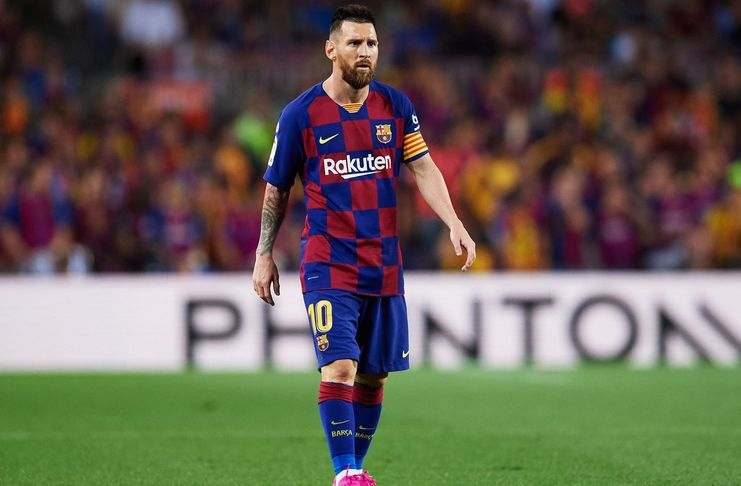 Lionel Messi - Barcelona - Yahoo Sports