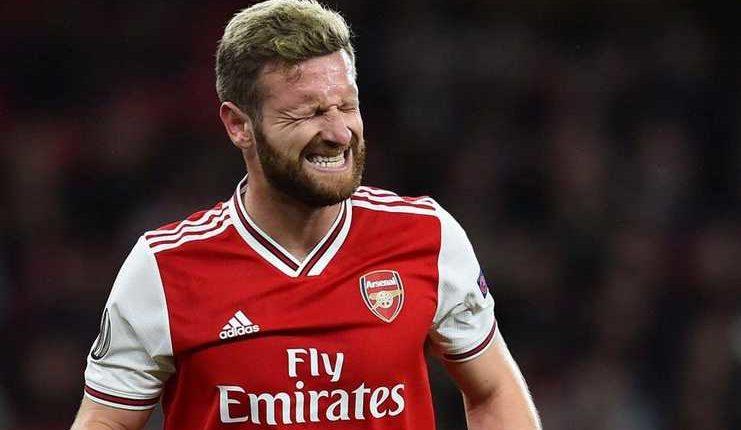 Mustafi - Arsenal - Liga Inggris - Football5star -