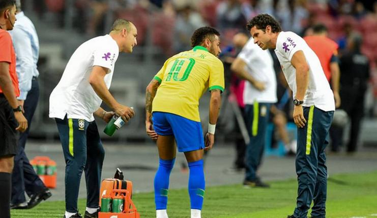 Neymar - Brasil - Tite - Football5star - -