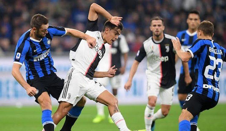 Paulo Dybala - Juventus vs Inter Milan - Football5star