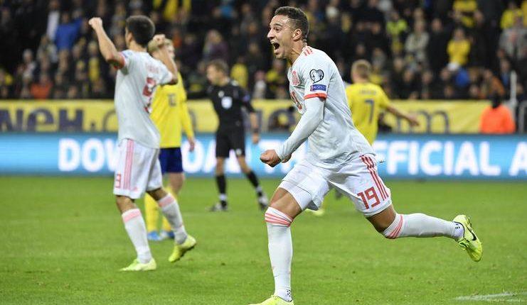 Rodrigo Moreno - Timnas Spanyol - Football5star - Euro 2020 -
