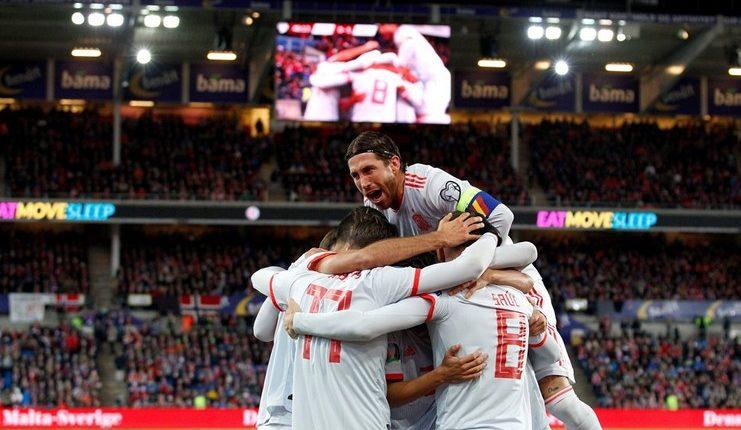 Sergio Ramos - Timnas Spanyol - Football5star - - -