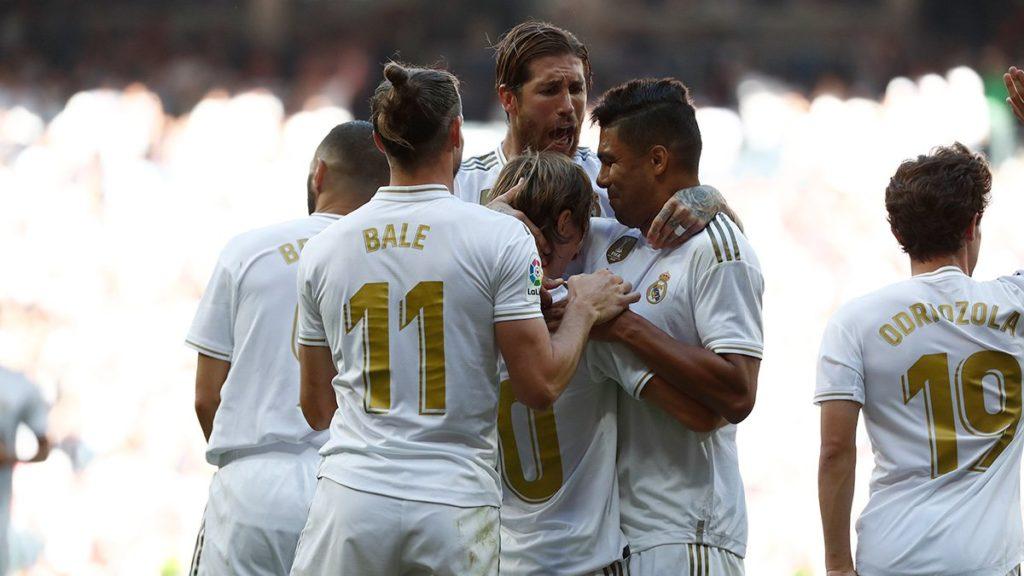Hasil Real Madrid vs Granada: Eden Hazard Gemilang, Madrid Menang