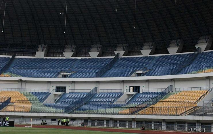 Stadion GBLA Diusulkan Ganti Nama: Lautan Api Itu Kan Bumi Hangus