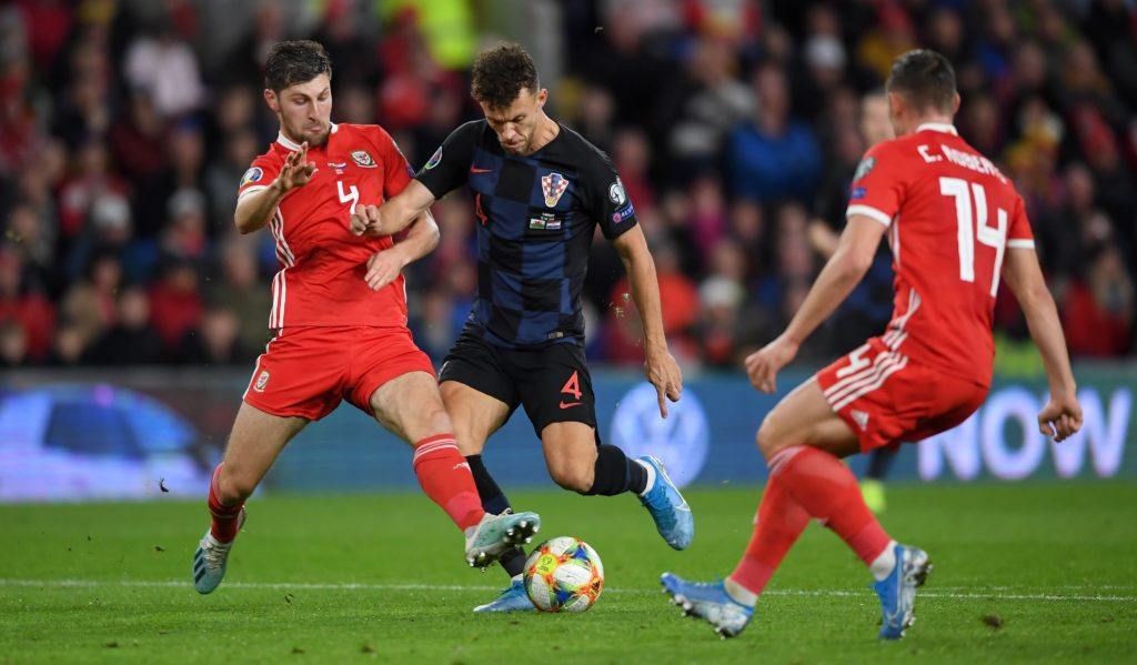 Hasil Wales vs Kroasia: Gol Bale Tak Mampu Menangkan Wales