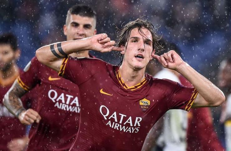 Claudio Ranieri - Nicolo Zaniolo - AS Roma - Francesco Totti - calciomercato