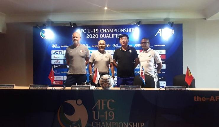 Fakhri Husaini - Timnas U-19 - Kualifikasi