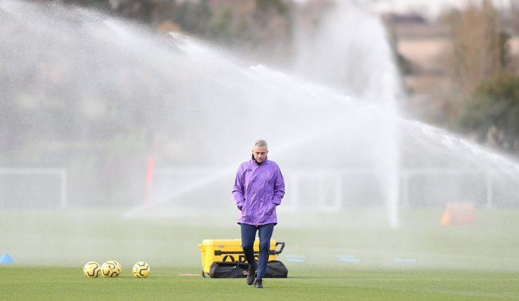 Hari Pertama Jose Mourinho Bersama Tottenham Hotspur - 6 - @HotspurRelated