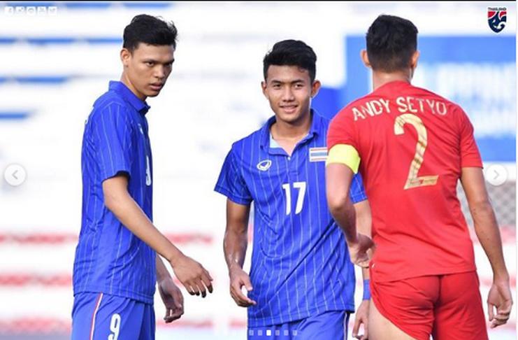 Indonesia vs Thailand - SEA Games - @changsuek