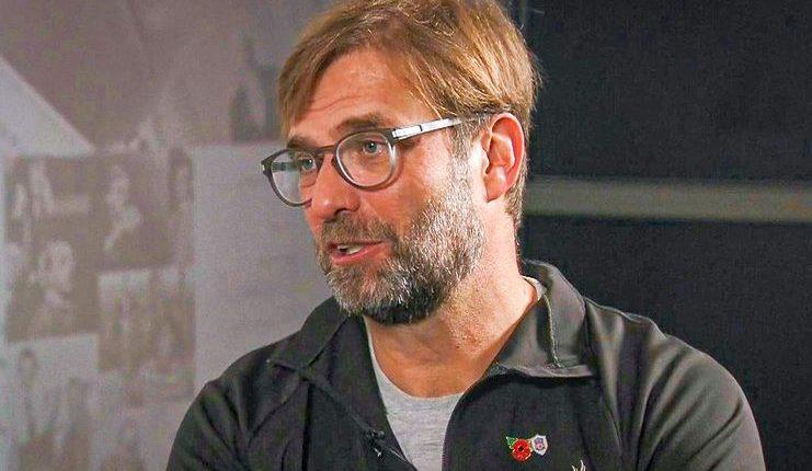 Juergen Klopp perpanjang kontrak di Liverpool.