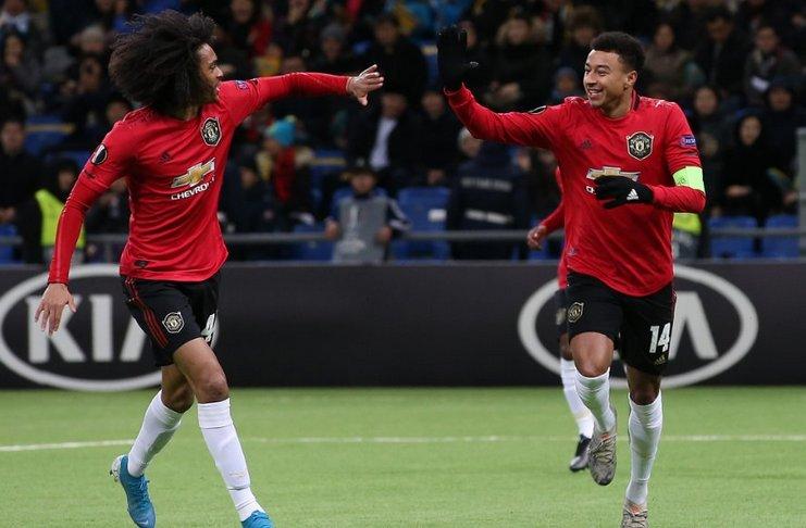 Ole Gunnar Solskjaer - Manchester United - Astana - @manutd 2