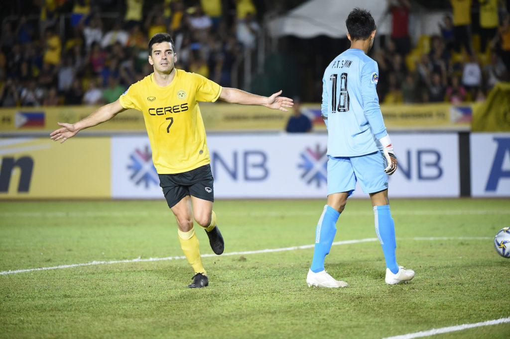 Pencetak Dua Gol ke Gawang Persija Jadi Topskor AFC Cup 2019