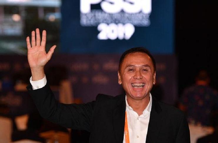 Persib Tanggapi Terpilihnya Iwan Bule Sebagai Ketua Umum PSSI Baru