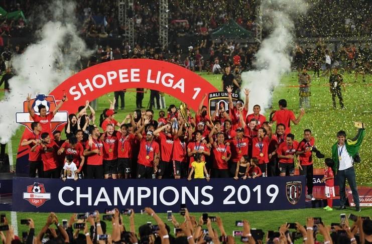 Best XI Liga 1 - Bali United - PT LIB - RRI