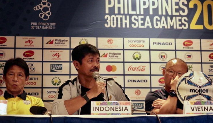 Indra Sjafri - Indonesia vs Brunei