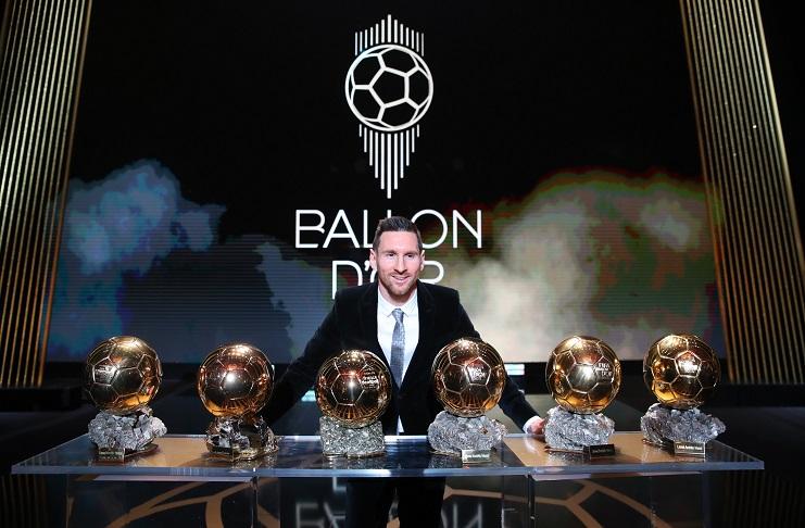 Daftar Lengkap Ranking Pemain Ballon d'Or 2019