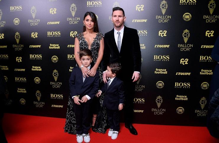 FIFA Ballon d'Or 2019: Lionel Messi