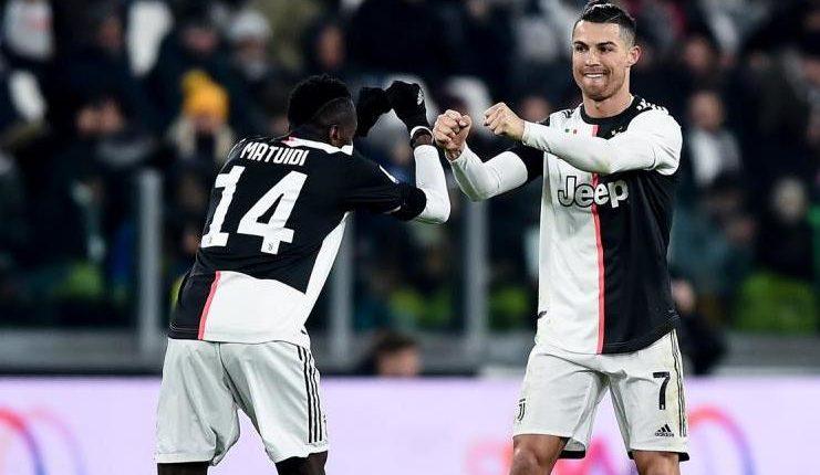 Cristiano Ronaldo tak henti mencetak gol dalam 7 laga terakhir Juventus pada pentas Serie A.