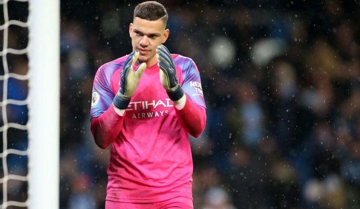 Ederson Moraes disebut Pep Guardiola sebagai eksekutor penalti terbaik yang dimiliki Manchester City.