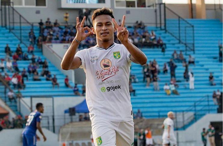 Osvaldo Haay - Persebaya Surabaya - Candra Wahyudi - @valdo_haay