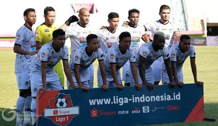 PS TIRA Persikabo tampil aneh pada Liga 1 2019.