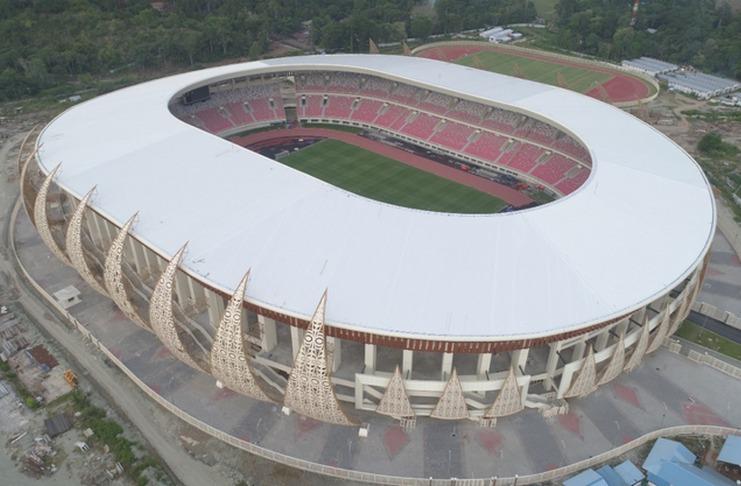 Persipura Jayapura - Stadion Papua Bangkit - Lintas Papua