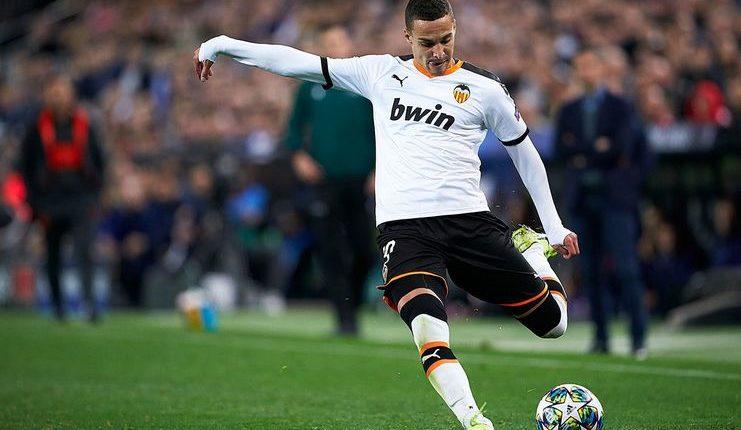Rodrigo Moreno dari Valencia dikaarkan jadi incaran utama Quique Setien untuk diboyong ke Barcelona.