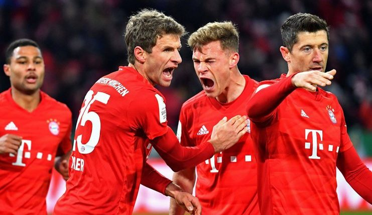 Bayern Munich dinilai Dietmar Hamann sebagai lawan paling berbahaya bagi Liverpool di Liga Champions.