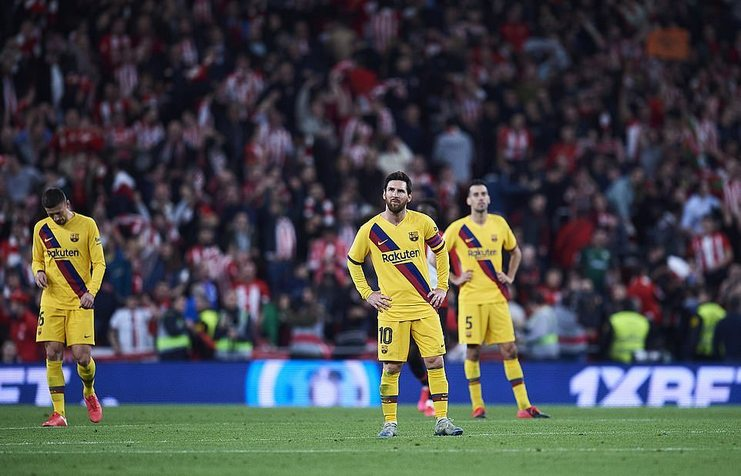 Copa del Rey - Athletic Bilbao vs Barcelona - Getty Images