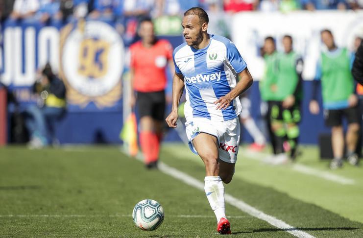 Leganes - Martin Braithwaite - Barcelona - Bleacher Report