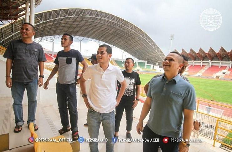 Cuma Persiraja, Tim Promosi Liga 1 yang Stadionnya Belum Penuhi Syarat