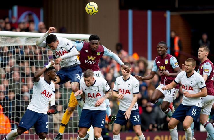 Aston Villa-Tottenham Hotspur