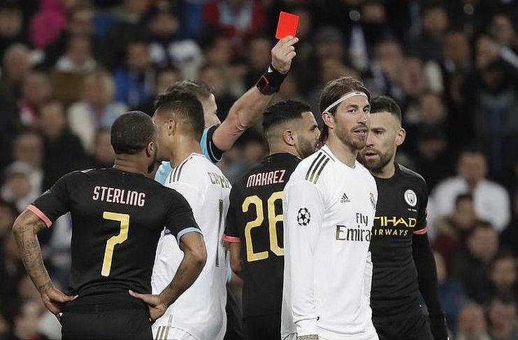 Real Madrid-Sergio Ramos