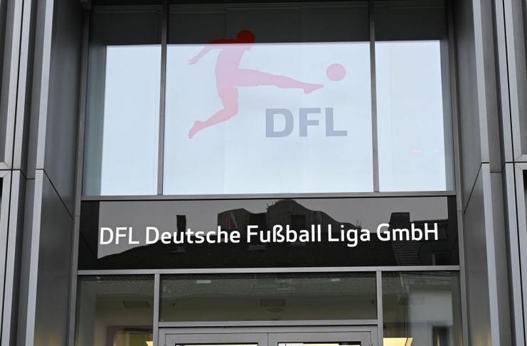 "DFL - COVID-19 - Liga Jerman - Getty Images ""class ="" wp-image-297069"