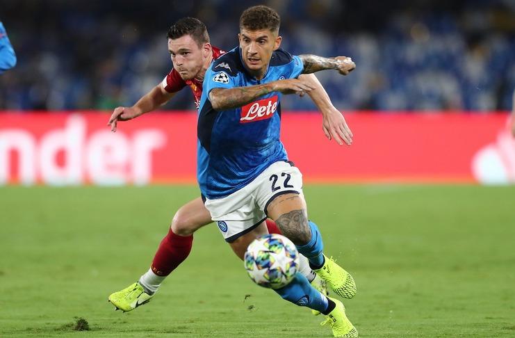 Di Lorenzo Sayangkan Liga Berhenti Pada Saat Napoli Sedang Bagus